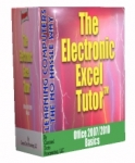 Excel Tutor - Office 2007-2013 Basics