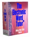 Word Tutor - Office 2007/2010 Basics